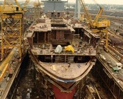 大连造船厂项目